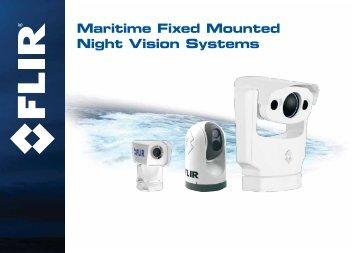 FLIR Maritime Fixed Mounted Night Vision Systems.pdf - SRH marine