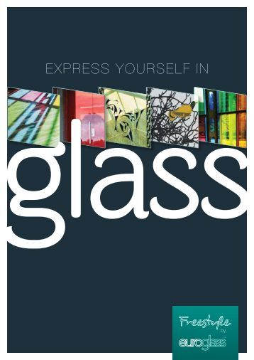 express yourself in - Euroglass