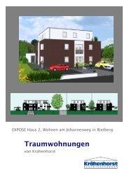 Leben in Rietberg und Umgebung 4 Eigentumswohnungen