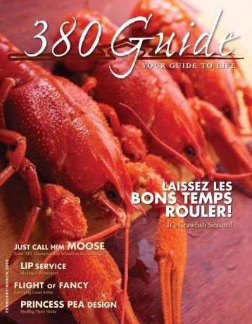 BONS TEMPS ROULER! - 380Guide Magazine
