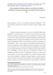 277 Sobre la apropiación de símbolos culturales y una reflexión ...