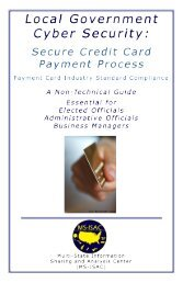 Secure Credit Card Payment Process