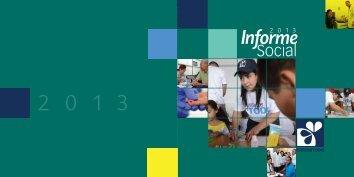 Informe Social Farmatodo 2013