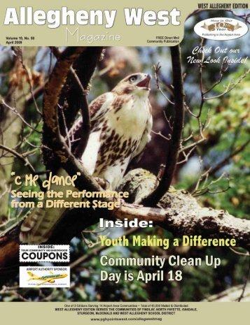 April 2009 - Allegheny West Magazine