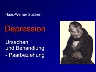 Depression - Hwstecker.de