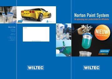 Meer info: Norton Paint System - Wiltec