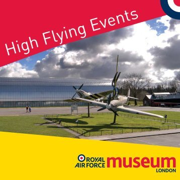 High Flying Events - Royal Air Force Museum
