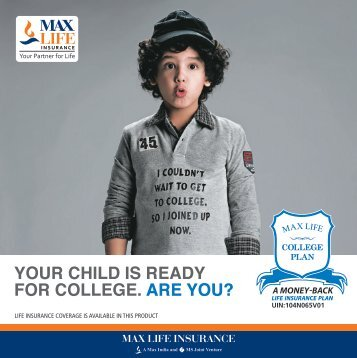 Collage plan Leaflet for web - Max Life Insurance