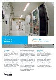 Referenz Housing - I.T.E.N.O.S. GmbH