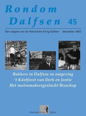 Bakkers in Dalfsen en omgeving 't Kästfeest van Derk en ... - Atlantis