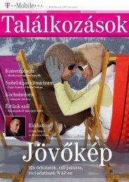 Találkozások magazin 2007. december - T-Mobile