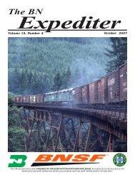 Here - Friends of the Burlington Northern Railroad