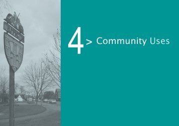 Community uses [PDF, 1.3MB] - Cambridge City Council
