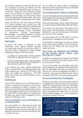 Rights and Responsibilities - A Guide for Disclosers - Public Sector ... - Page 2
