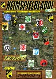 DAS wird unsere SAISON - SV Lauterhofen eV