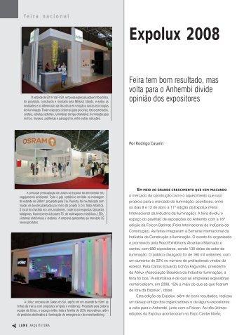 Expolux 2008 - Lume Arquitetura
