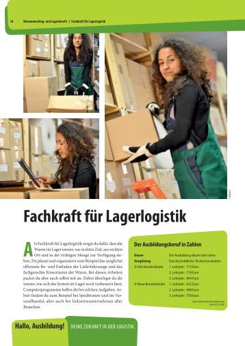 flyer fachkraft f r lagerlogistik prodinger ohg. Black Bedroom Furniture Sets. Home Design Ideas