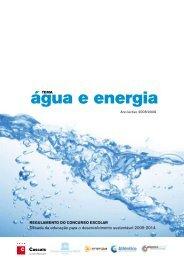 água e energia - DNA Cascais