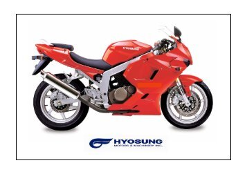GT125R PART CATALOGUE.pdf - Hyosung