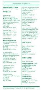Gesamtverzeichnis 2009 / 2010 - Stauffenburg Verlag - Page 5