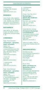 Gesamtverzeichnis 2009 / 2010 - Stauffenburg Verlag - Page 6