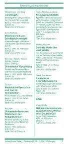 Gesamtverzeichnis 2009 / 2010 - Stauffenburg Verlag - Page 7
