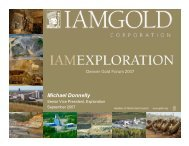 View this Presentation (PDF 1.24 MB) - Iamgold