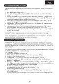 BELANGRIJKE VEILIGHEIDSTIPS: Deze stofzuiger is uitsluitend ... - Page 3