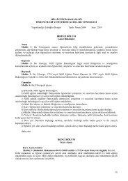 Milli Eğitim Bakanlığı Öğrencileri Yetiştirme Kursları Yönergesi.