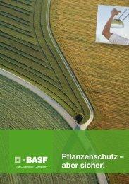 Pflanzenschutz – aber sicher! - BASF Crop Protection