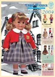 Dorothea - Engel Puppen