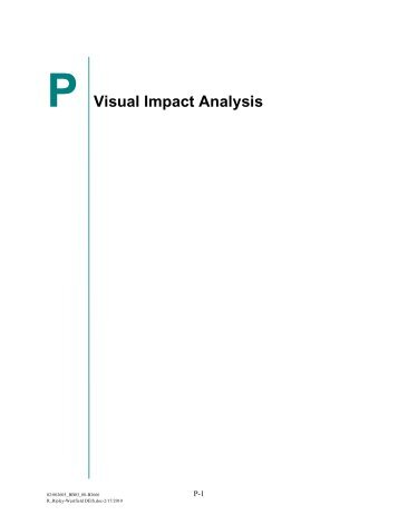 Appendix P - Part 1 of 2 - Visual Impact Analysis - Ripley Westfield ...