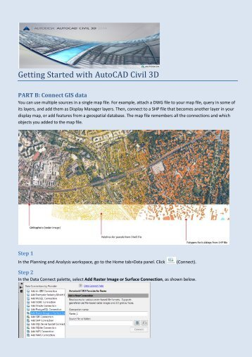 Getting Started with AutoCAD Civil 3D - Autodesk International ...