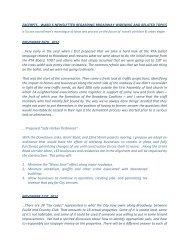 Excerpts - Urban University Interface.com