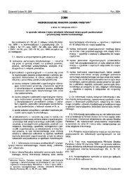 2004 ROZPORZĄDZENIE MINISTRA sKARBu PAŃSTWA