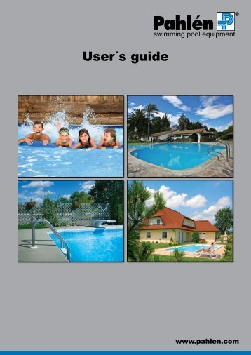 User´s guide - Pahlen