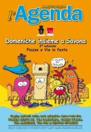 Agenda Maggio 2010 - Comune di Savona