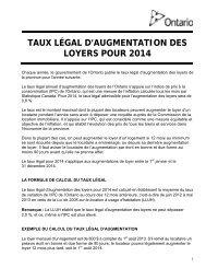 PDF Version imprimable - Ontario