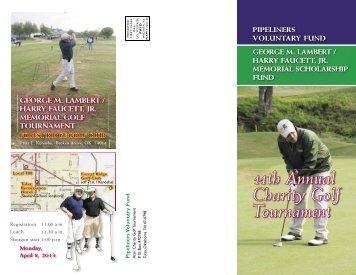 george m. lambert / harry faucett, jr. memorial golf ... - Local 798