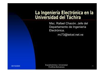 Pulsar - Expoelectrónica - Universidad Pontificia Bolivariana