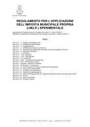Clicca qui per accedere al file - Comune di Calenzano