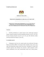 Perubahan Skim-Skim Perkhidmatan Kaunselor Dan Penolong ...