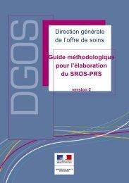 Guide méthodologique pour l'élaboration du SROS - FHP-SSR