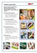 Profesionální tiskárny štítků pro použití v ... - SIC-Venim s.r.o. - Page 2
