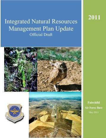 Draft Integrated Natural Resources Management Plan Update