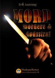 MORD, MORDERE & DØDSSTRAF - Erik Ansvang - Visdomsnettet
