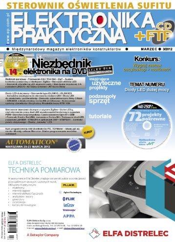 Elektronika Praktyczna, marzec 2012 - UlubionyKiosk