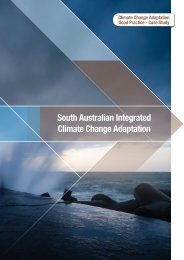 South Australian Integrated Climate Change Adaptation - National ...