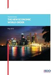 THE NEW ECONOMIC WORLD ORDER - Uk.com