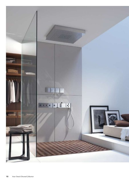 Axor Starck ShowerCollection Shower Planning